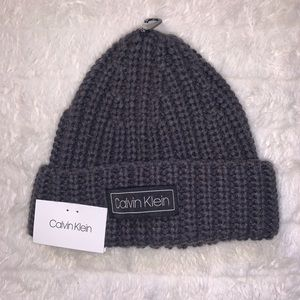 Calvin Klein Knit Beanie